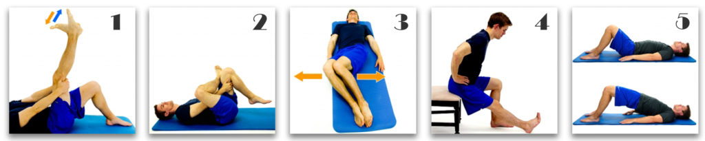 what is sciatic nerve pain exercises