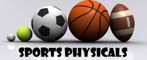Image result for sports physical
